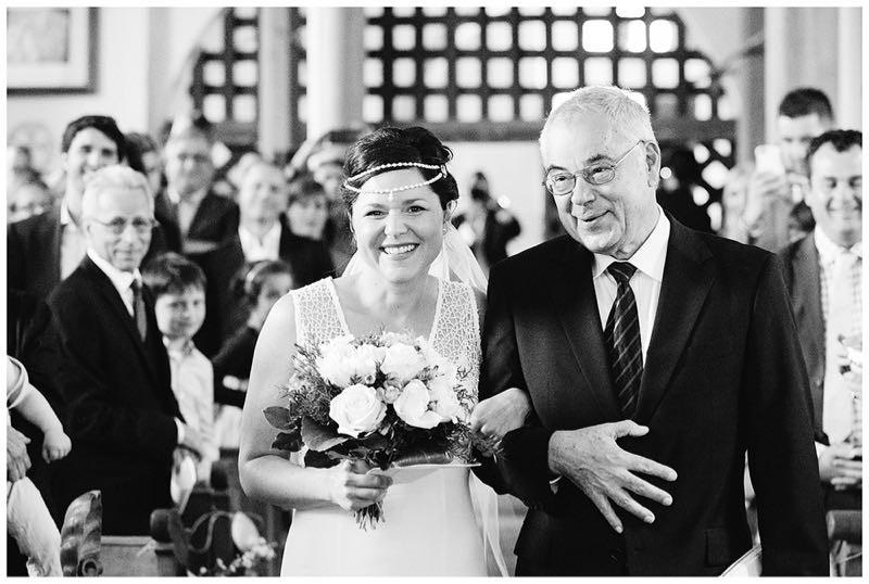 Irische Hochzeit  Deutsch irische Hochzeit an der Mosel Heiraten mit braut