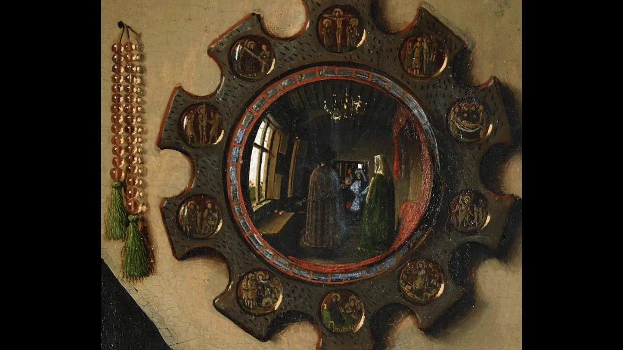 Jan Van Eyck Arnolfini Hochzeit  16 Jan van Eyck Die Hochzeit des Giovanni Arnolfini und