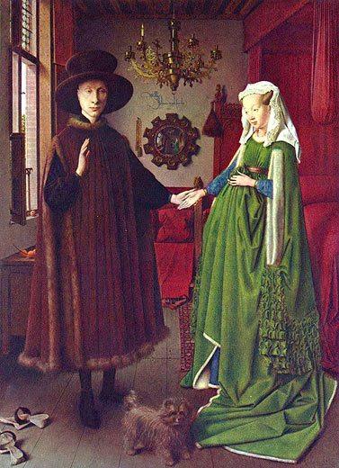 Jan Van Eyck Arnolfini Hochzeit  301 Moved Permanently