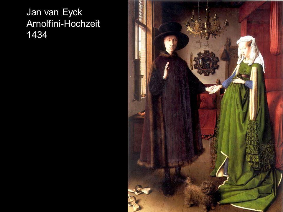 Jan Van Eyck Arnolfini Hochzeit  Grundkurs Architekturgeschichte und Denkmalpflege ppt