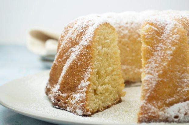 Joghurt Kuchen  Joghurt Kuchen Rezept
