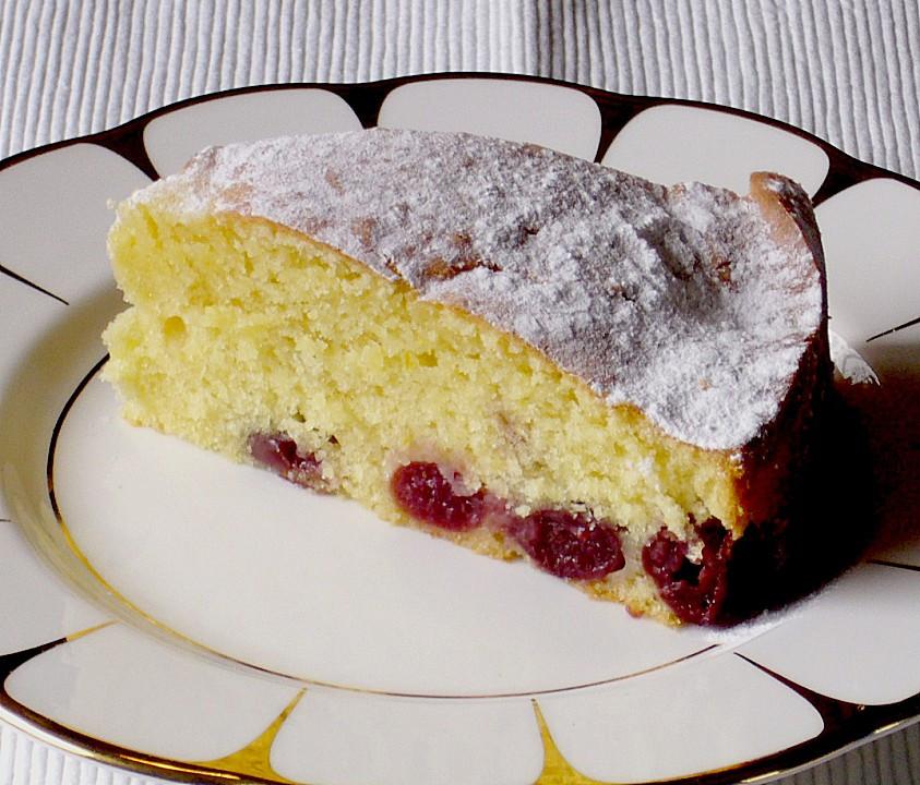 Joghurt Kuchen  Joghurt Beeren Kuchen Ein leckeres Rezept