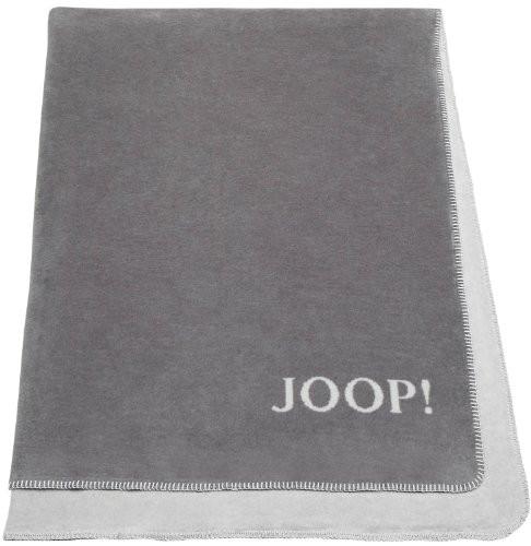 Joop Decke  Joop Fleece Decke Graphit Rauch 150 x 200 cm online