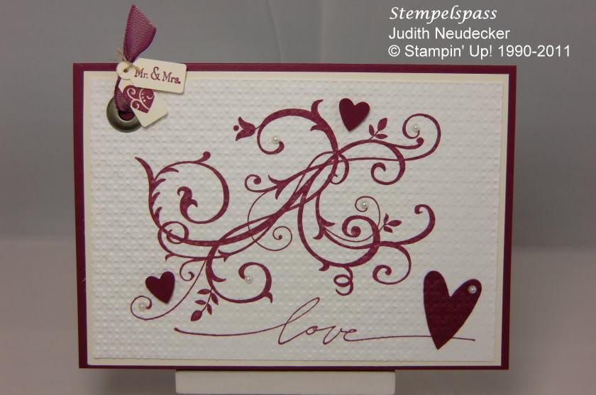 Karten Zur Hochzeit  Karten zur Hochzeit