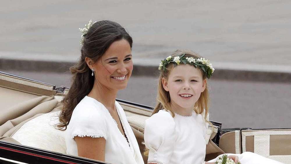 Kate Middleton Hochzeit Harry  Hochzeit von Pippa Middleton Gästeliste mit Kate William