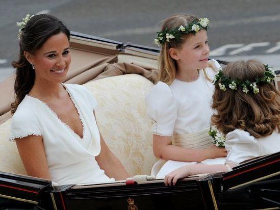 Kate Middleton Hochzeit Harry  Pippa Middleton Hochzeit 2017 Kate Middletons Kinder