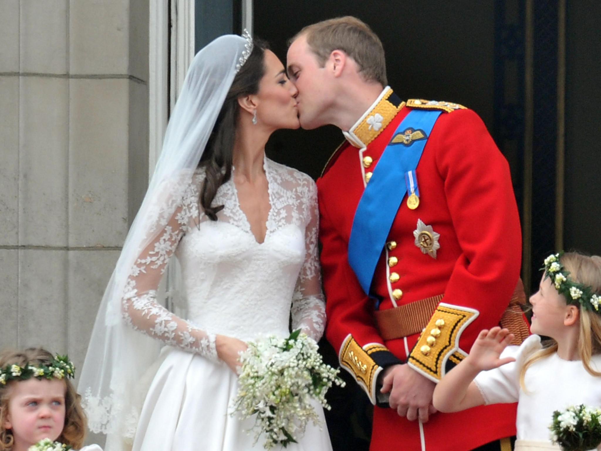 Kate Middleton Hochzeit Harry  William & Catherine schönsten Momente
