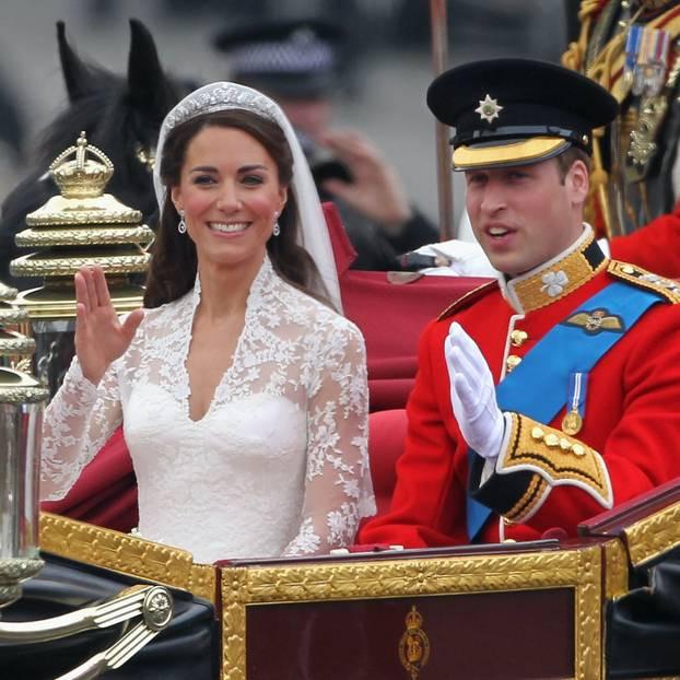 Kate Middleton Hochzeit Harry  Kate Middleton Hochzeit mit William wurde vor 23 Jahren