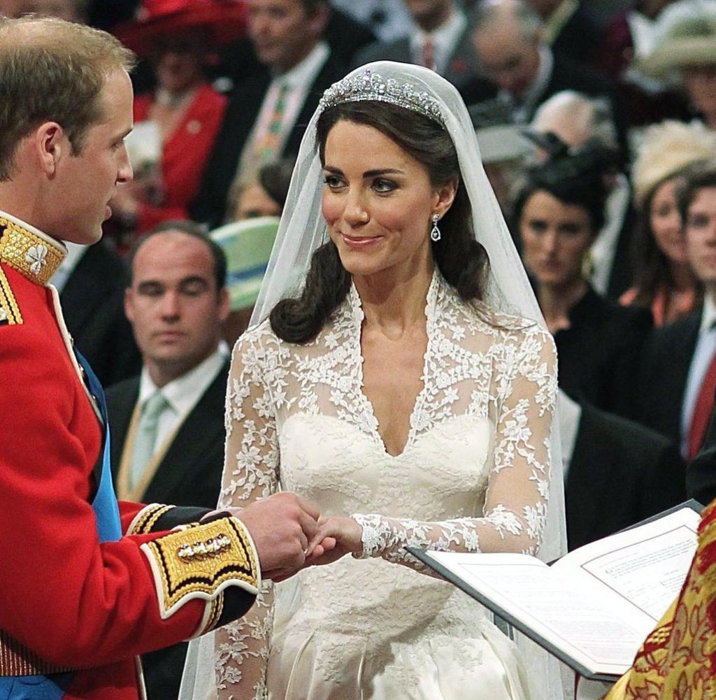 Kate Und William Hochzeit  William und Kate Ein Triumph aus Geschichte und Emotion