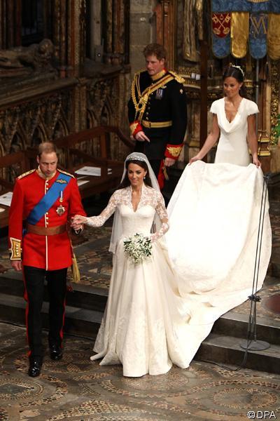 Kate Und William Hochzeit  1 Hochzeitstag William und Kates stylisches erstes Ehejahr