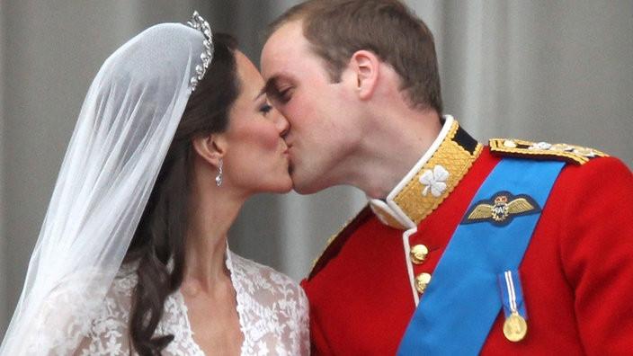 Kate Und William Hochzeit  Stichtag 29 April 2011 Hochzeit von Prinz William und