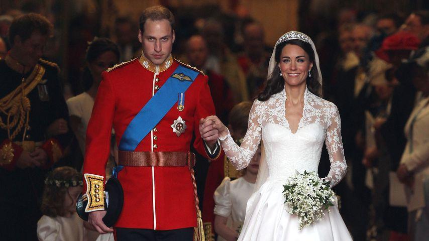 Kate Und William Hochzeit  Kate & William Kommt ihr drittes Baby am 7 Hochzeitstag