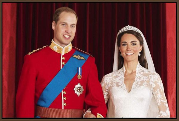 Kate Und William Hochzeit  Neue Frisur Prinzessin Catherine