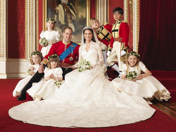 Kate Und William Hochzeit  Prinz William und Kate Middleton Bilder ihrer Traumhochzeit