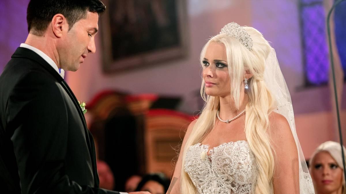 Katzenberger Hochzeit Bilder  Sind Daniela Katzenberger und Cordalis gar nicht