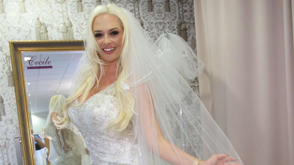 Katzenberger Hochzeit Bilder  Ludwigshafen Bonn Daniela Katzenberger Hochzeit live im