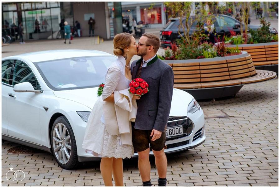 Kik Hochzeit  Claudia & Roland