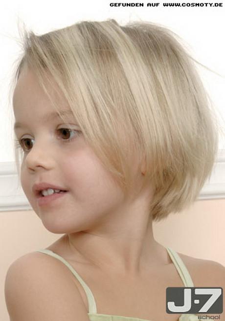 Kinder Haarschnitt Mädchen  Frisuren mädchen kinder