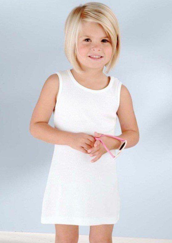 Kinder Haarschnitt Mädchen  kinderfrisuren bob kinderfrisur mädchen haarfrisuren