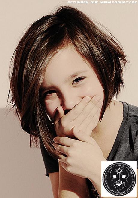 Kinder Haarschnitt Mädchen  Kinder kurzhaarfrisuren mädchen
