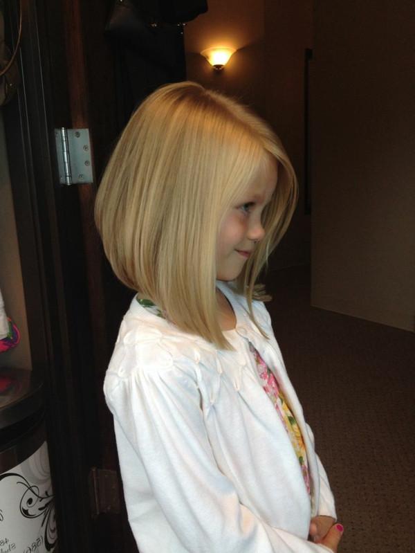Kinder Haarschnitt Mädchen  45 wunderschöne Frisuren für kleine Mädchen Archzine