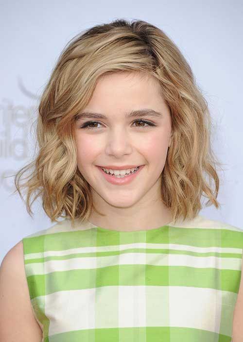 Kinder Haarschnitt Mädchen  cool 15 nette kurze Haarschnitte für Mädchen