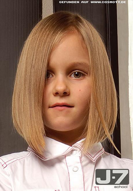Kinder Haarschnitt Mädchen  Kurzhaarfrisuren kinder mädchen