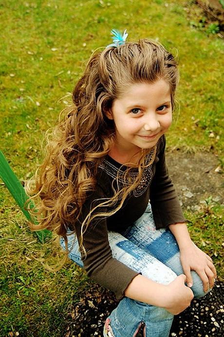 Kinder Haarschnitt Mädchen  Frisuren kinderfrisuren mädchen