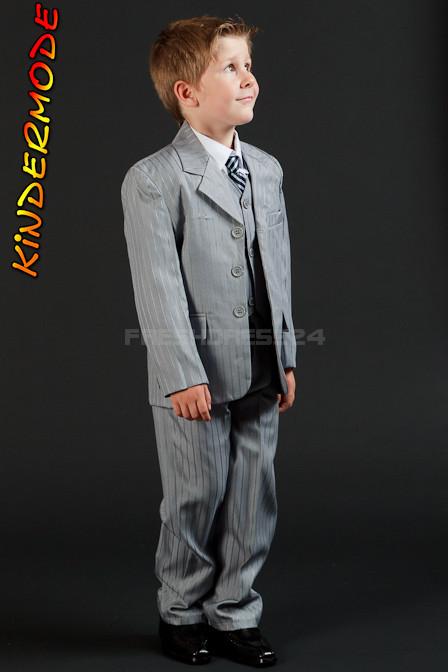 Kinderanzug Hochzeit  5tlg Anzug Festanzug Kinderanzug Jungen Kommunionsanzug