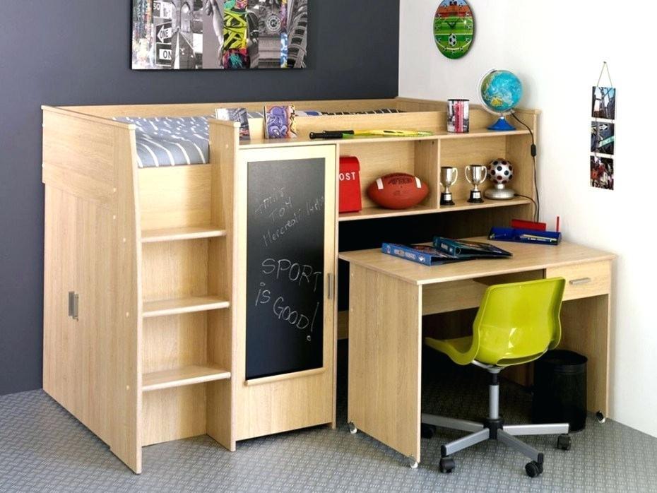Kinderhochbett Mit Schreibtisch  kinderhochbett mit schreibtisch – ta ama