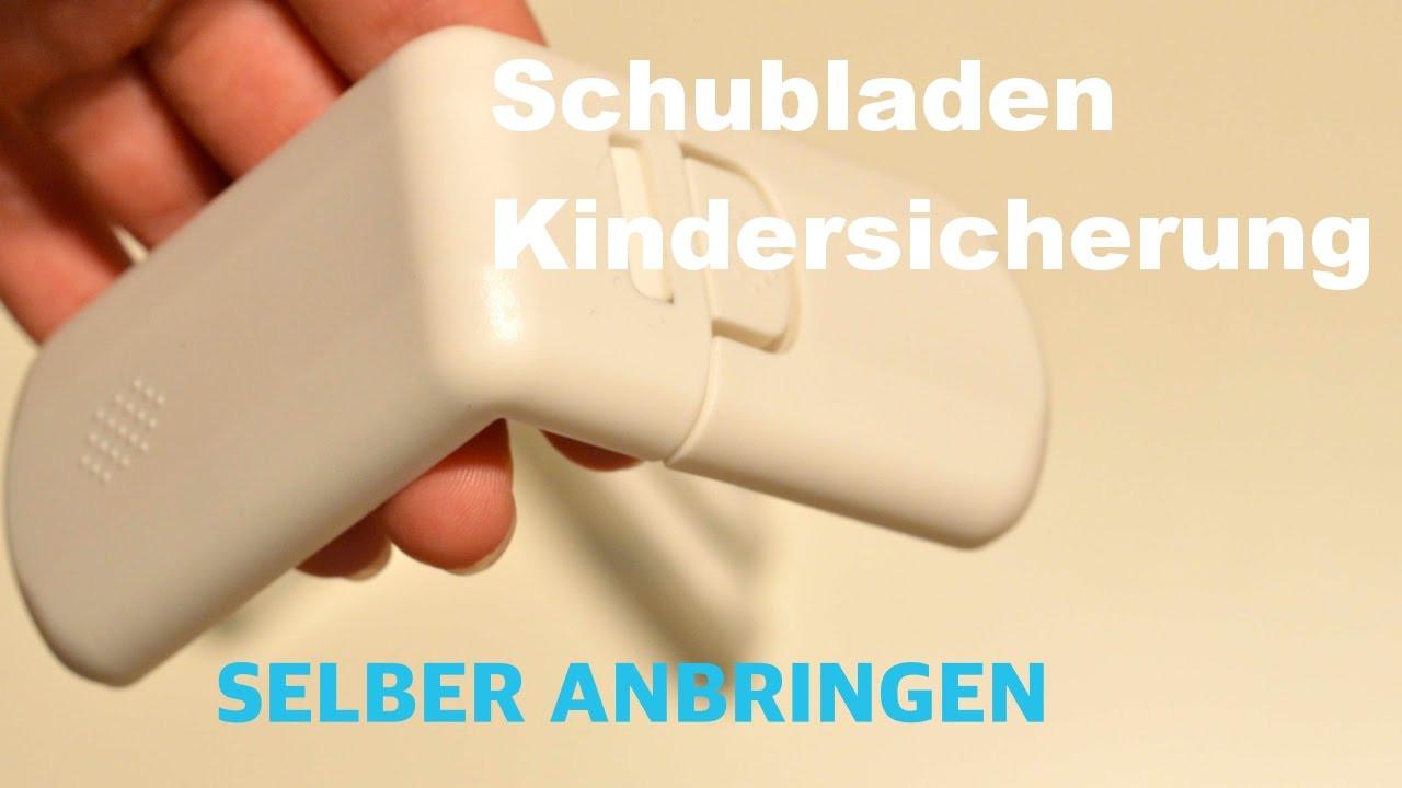 Kindersicherung Schrank  fgridtec Schubladen und Schrank Kindersicherung