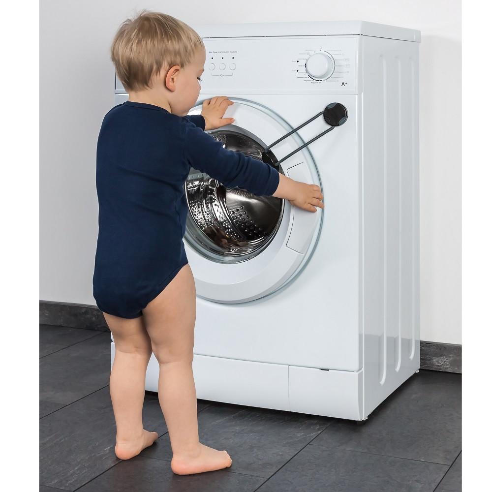 Kindersicherung Schrank  Multi Kindersicherung für Schrank & Schublade Anthrazi