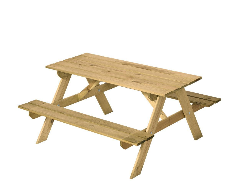 Kindersitzgruppe Garten  Kindersitzgruppe Holz als Garten Kinder Picknicktisch Lärche