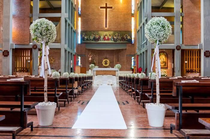 Kirchendeko Hochzeit  Wichtigste Fragen zur Hochzeit So startet ihr richtig
