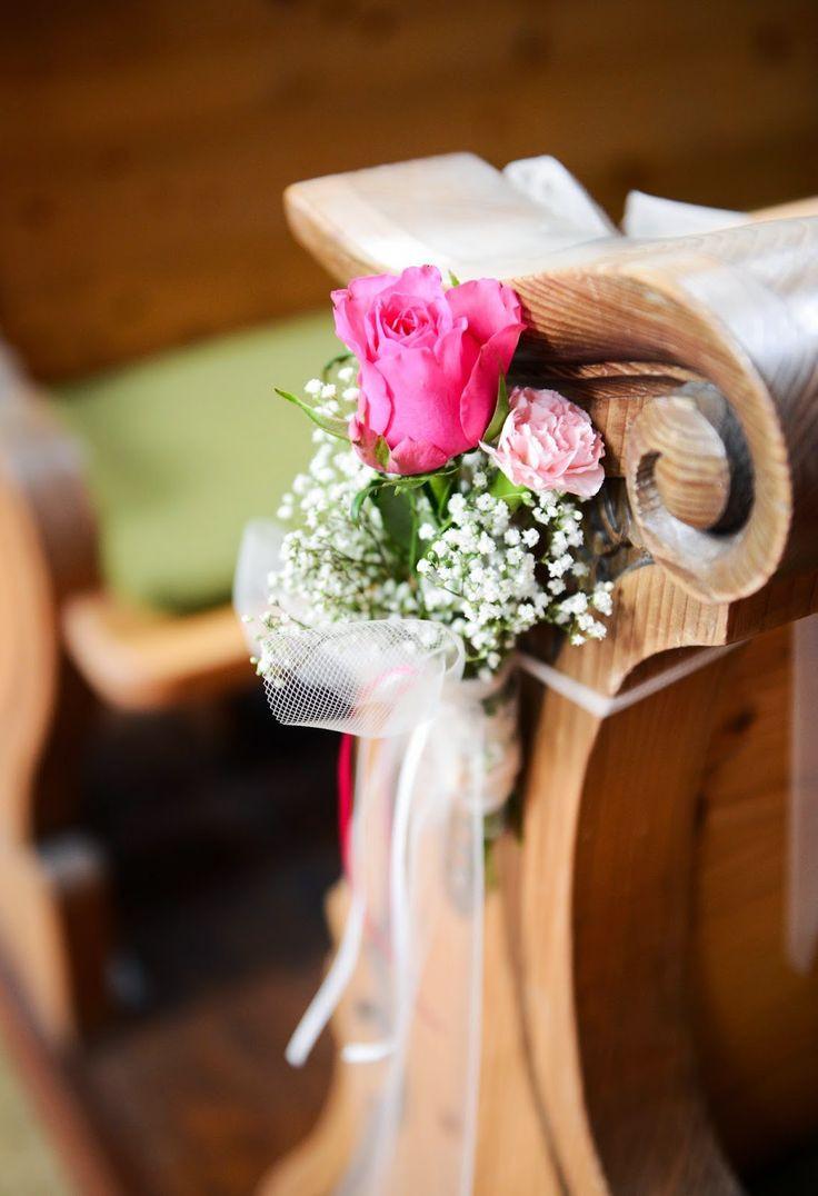 Kirchendeko Hochzeit  Die besten 25 Kirchendeko hochzeit Ideen auf Pinterest