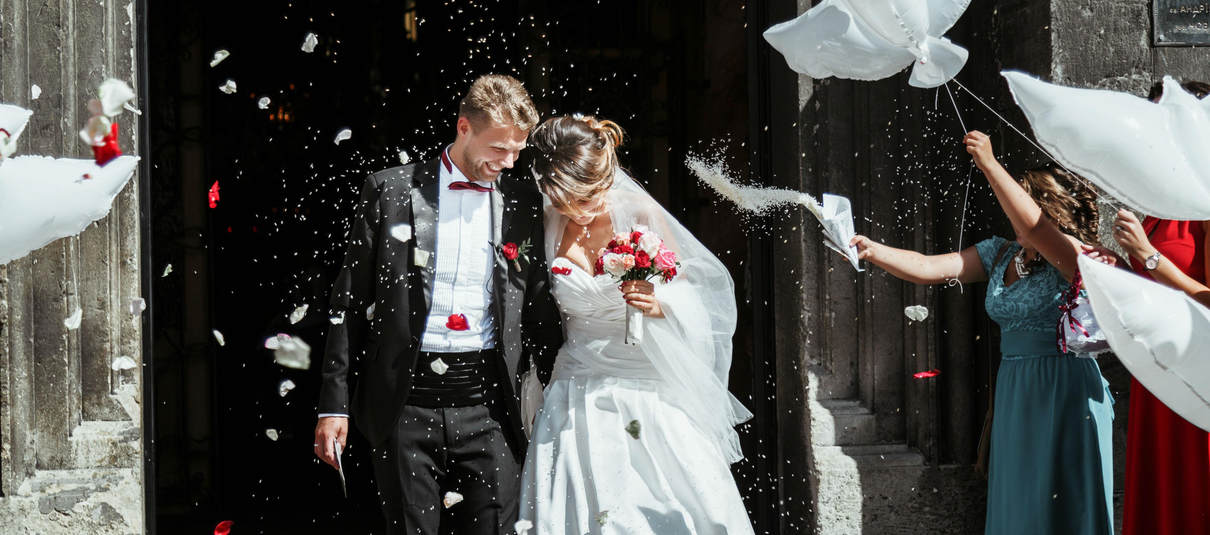 Kirchliche Hochzeit Kosten