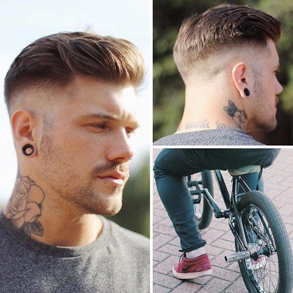 Klassische Herren Frisuren  Klassische Herren Frisuren mit einem modernen Look einem