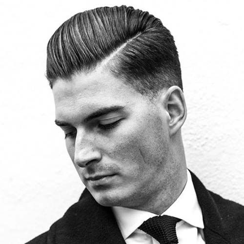 Klassische Herren Frisuren  Klassische Herren Frisuren
