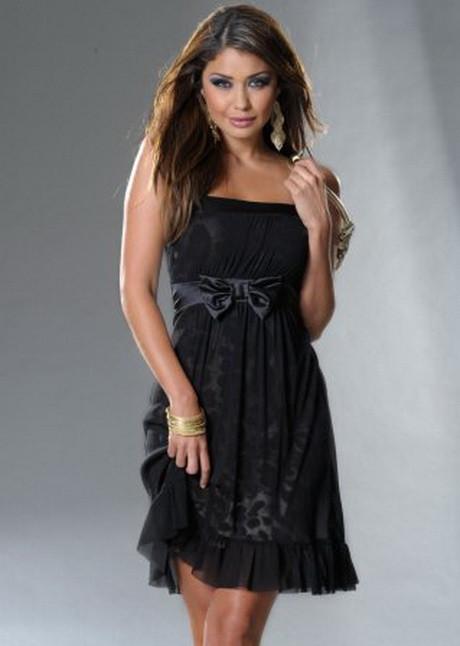 Kleid Für Hochzeit  Schwarzes kleid hochzeit