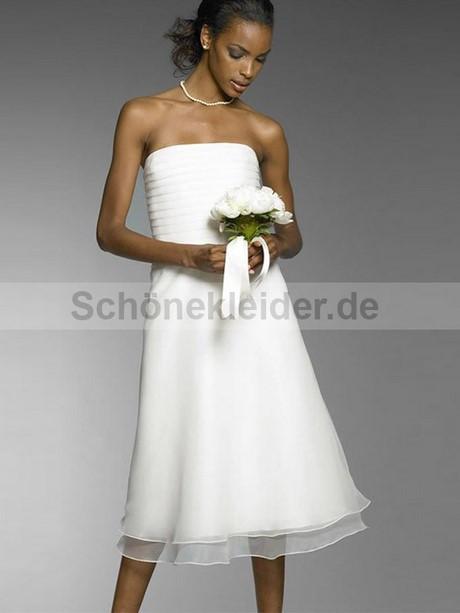 Kleid Für Standesamtliche Hochzeit  Brautkleid standesamt schlicht