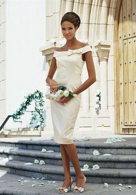 Kleid Für Standesamtliche Hochzeit  Schlichtes kleid standesamt Kleider in 2019