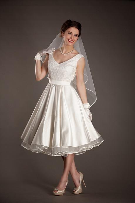 Kleid Hochzeit Kurz  Weißes kleid hochzeit