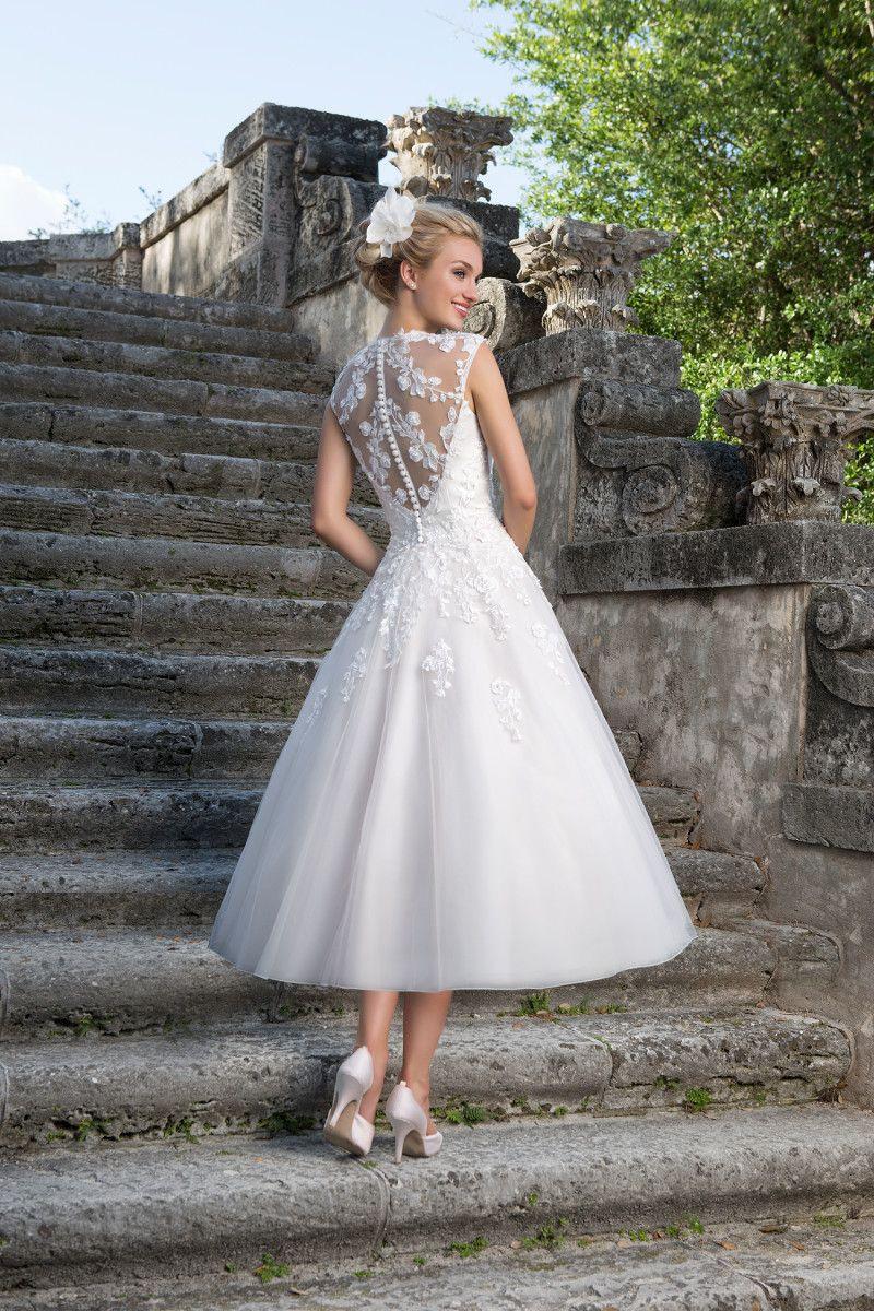 Kleid Hochzeit Kurz  Kurze Brautkleider Brautkleid