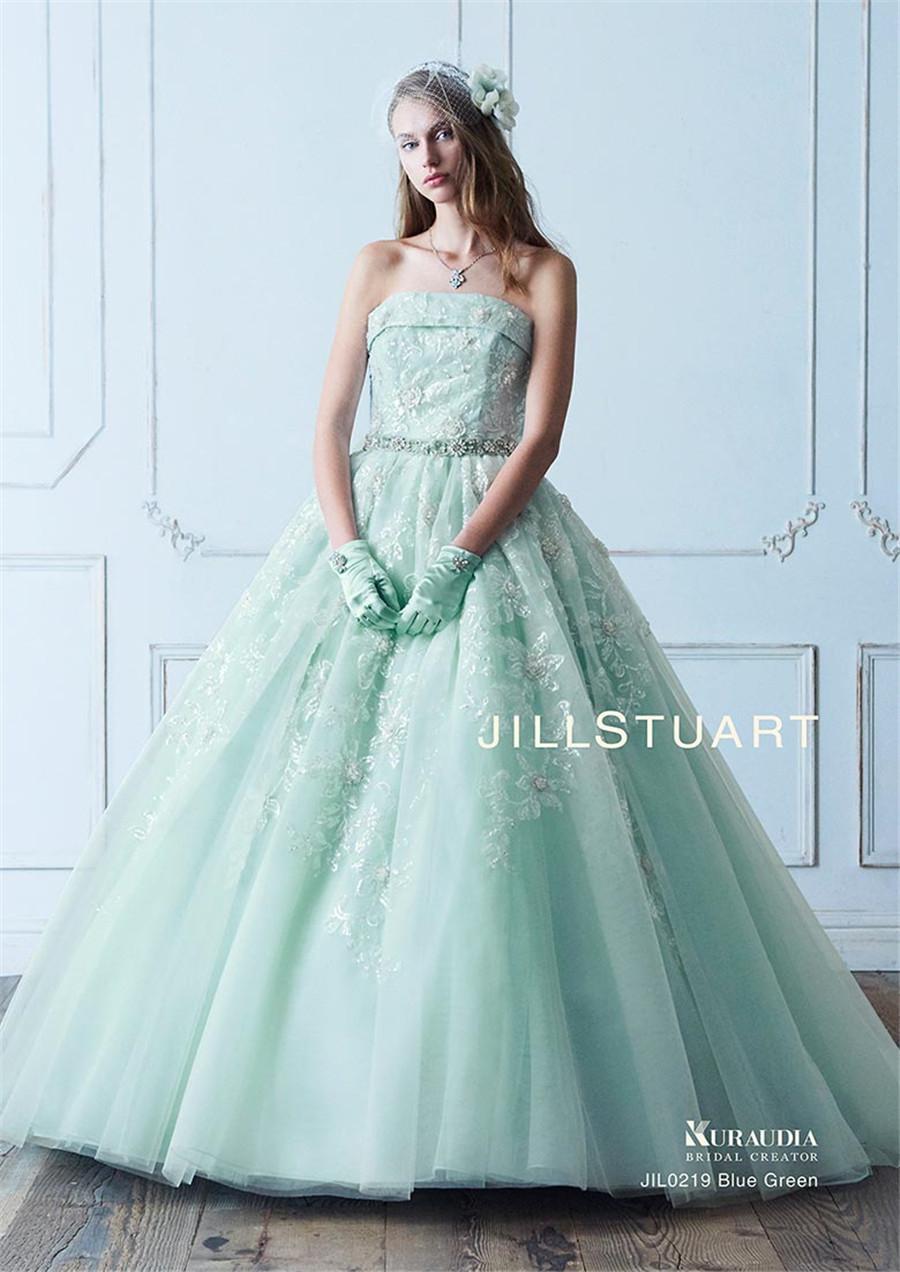 Kleid Mintgrün Hochzeit  line Kaufen Großhandel mintgrün hochzeit kleid aus China