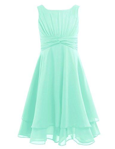Kleid Mintgrün Hochzeit  Kleider in Grün von Tiaobug für Mädchen