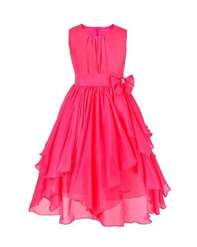 Kleider Festlich Hochzeit  Kleider für Mädchen von YiZYiF günstig online kaufen bei