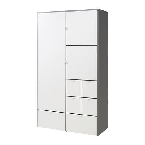 Kleiderschrank Ikea  VISTHUS Kleiderschrank IKEA