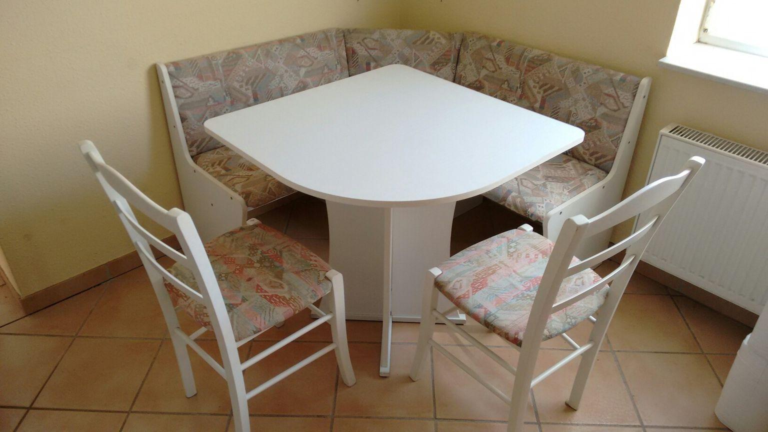 Kleine Eckbank  Gebraucht Hübsche kleine Eckbank mit Tisch in