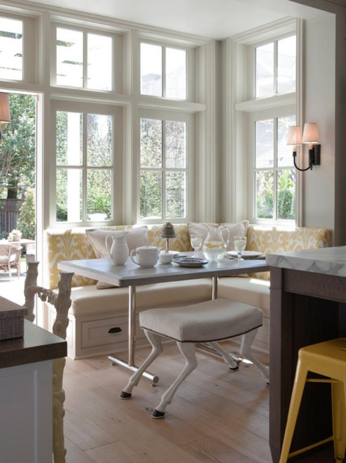 Kleine Eckbank  100 unikale Ideen für Sitzecke in der Küche Archzine