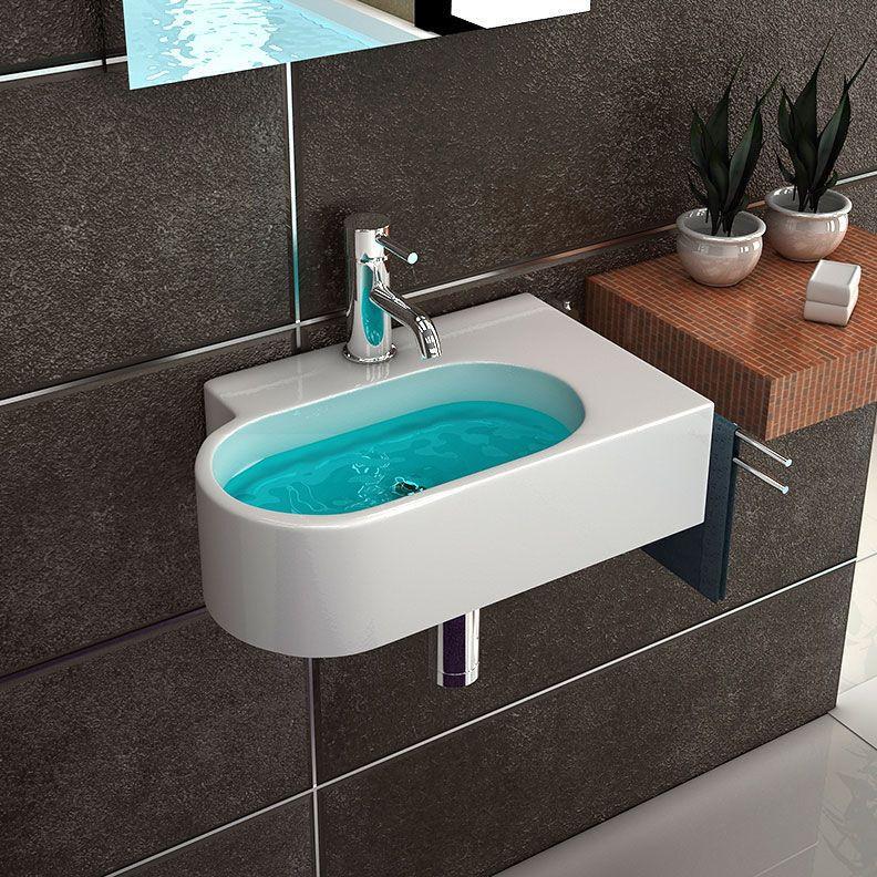 Kleine Waschbecken  44 Best Wunderbar Waschbecken Kleines Gaeste Wc Modelle